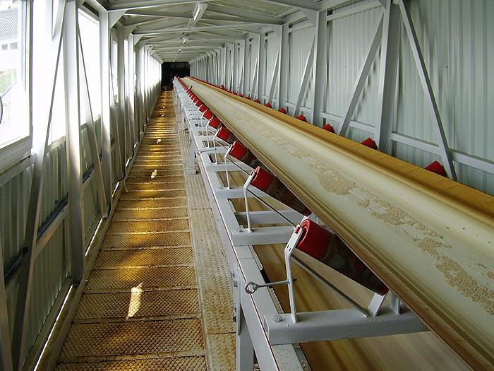 Оборудование по производству конвейерных лент купить пшеницу на элеваторах