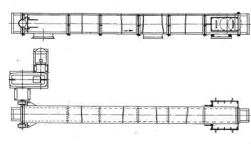 Узлы скребкового конвейера транспортер мультивен каравелла в чем разница